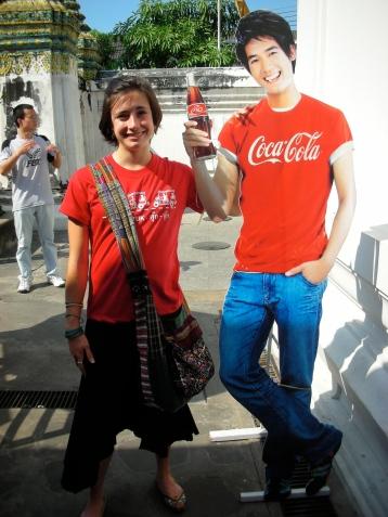 Coca Cola boyfriend