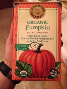 Boxed Pumpkin