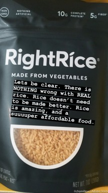 right rice